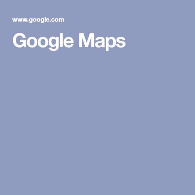 Google Maps Plans De Petite Cabane Atelier De Couture Jeux De Couleur
