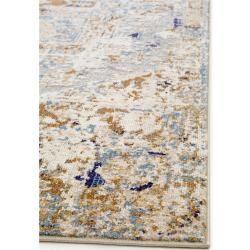 Photo of benuta classic carpet cedar beige / gray 70×240 cm – vintage carpet in used look