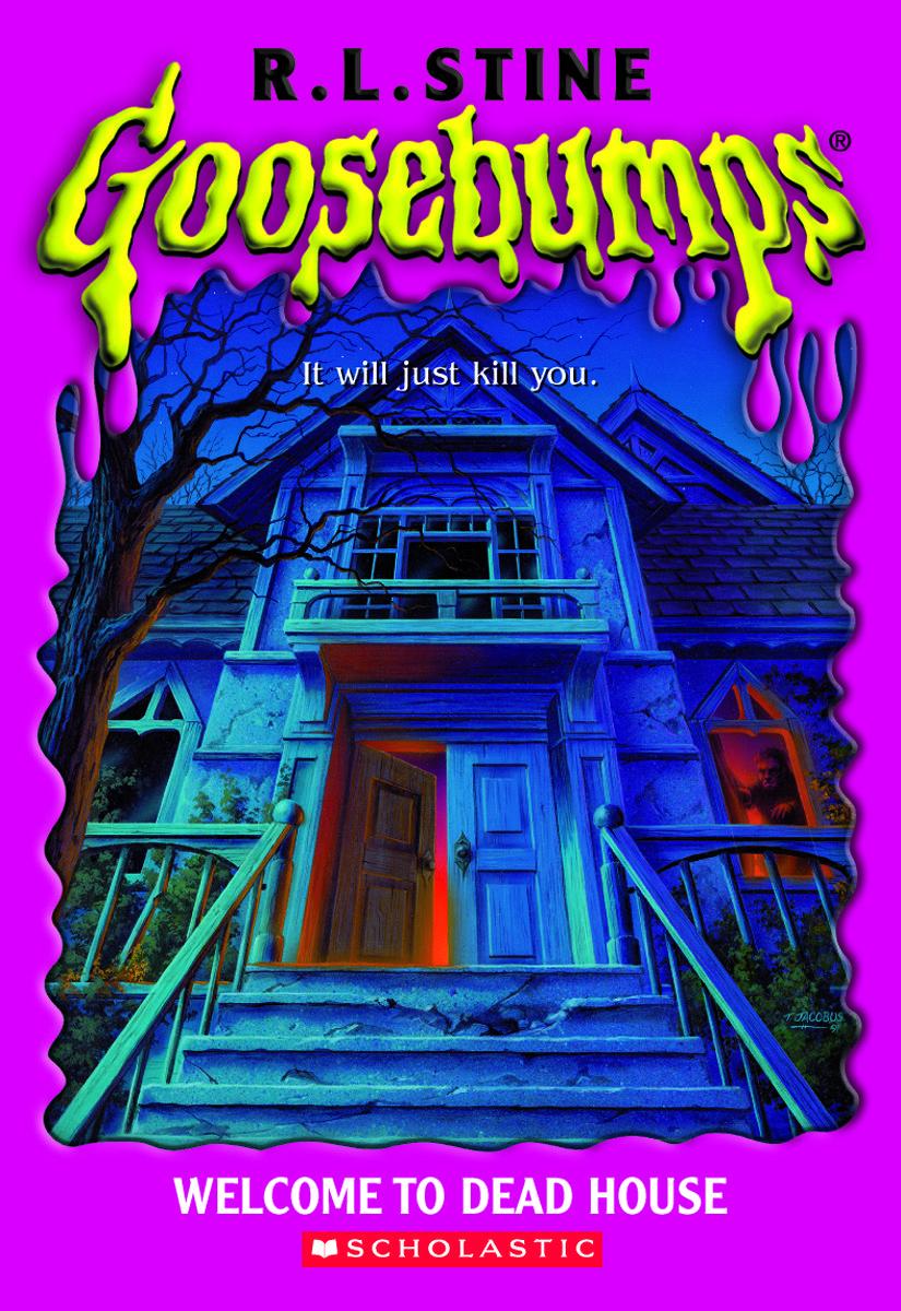 Goosebumps to dead house goosebumps original