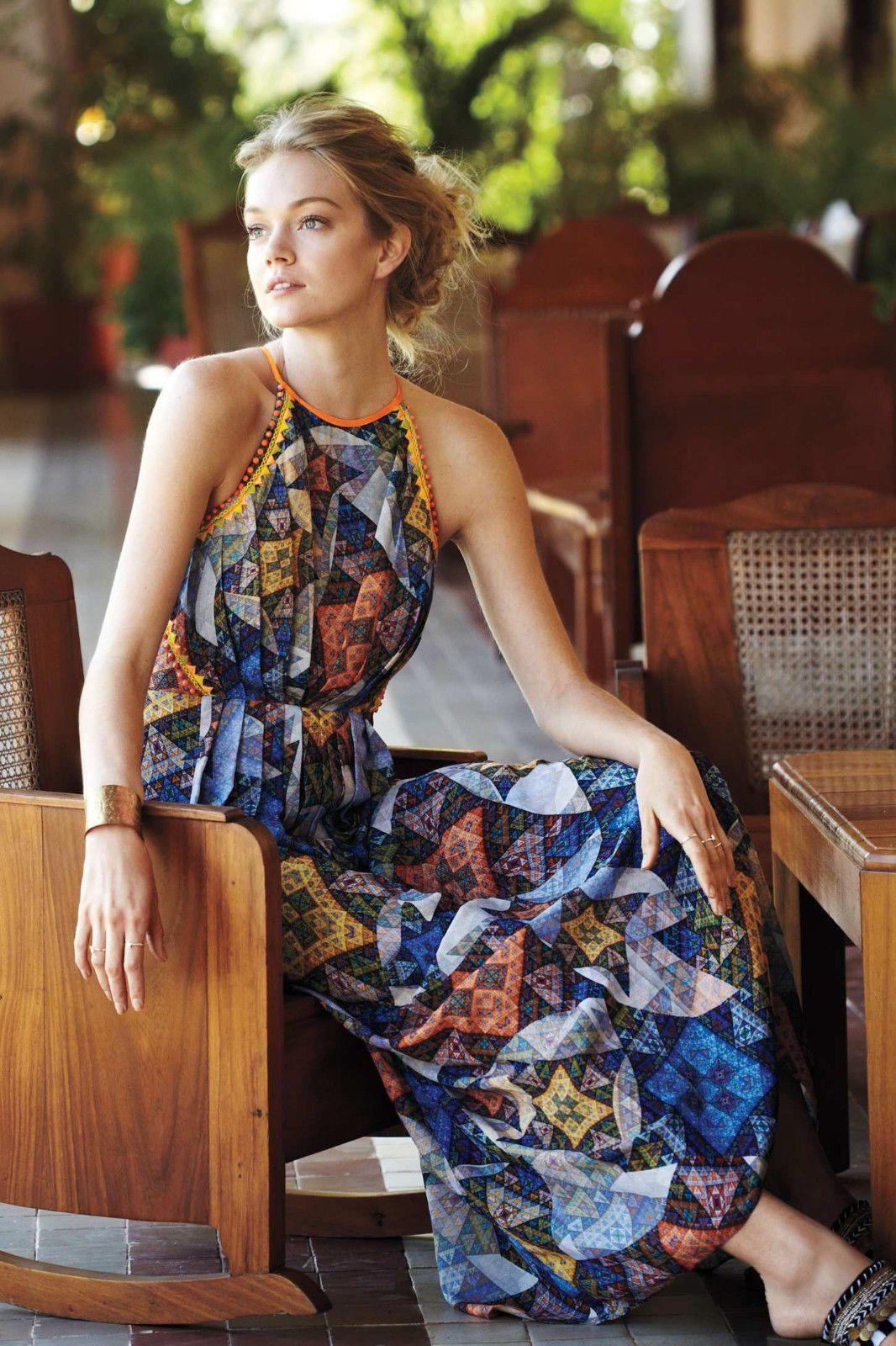 f84ca3974926 Anthropologie Condesa Maxi Dress Size M by Ranna Gill | $120 ...