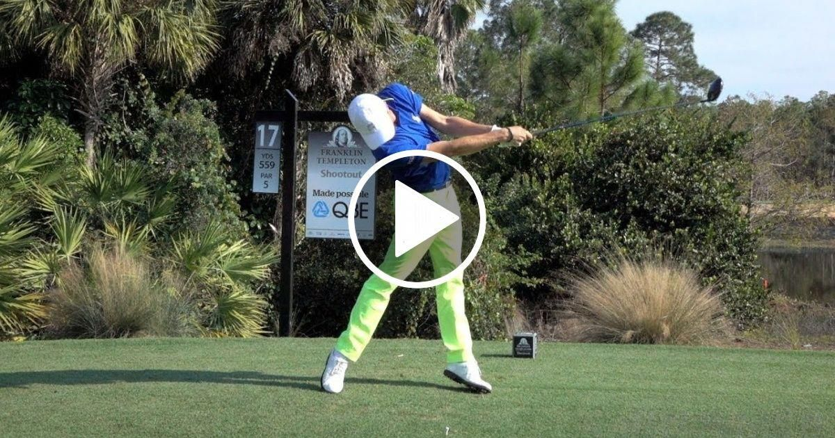 How To Improve A Slow Motion Golf Swing