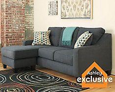 Shayla Sofa Chaise Living Room Sofa Small Sectional Sofa