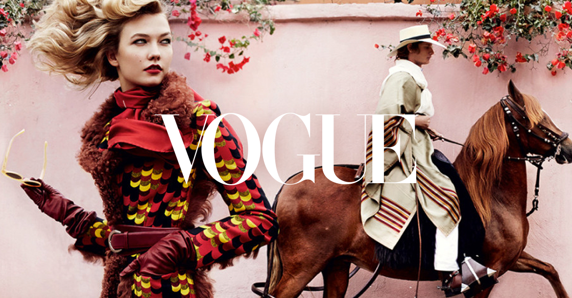 The latest fashion news, beauty coverage, celebrity style, fashion week updates, culture reviews, and videos on Vogue.com.​