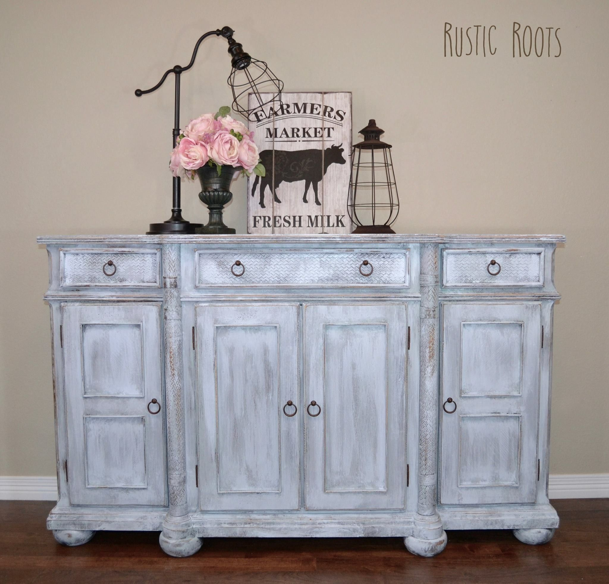 Based solely on looks this stunning vintage sideboardbuffet would