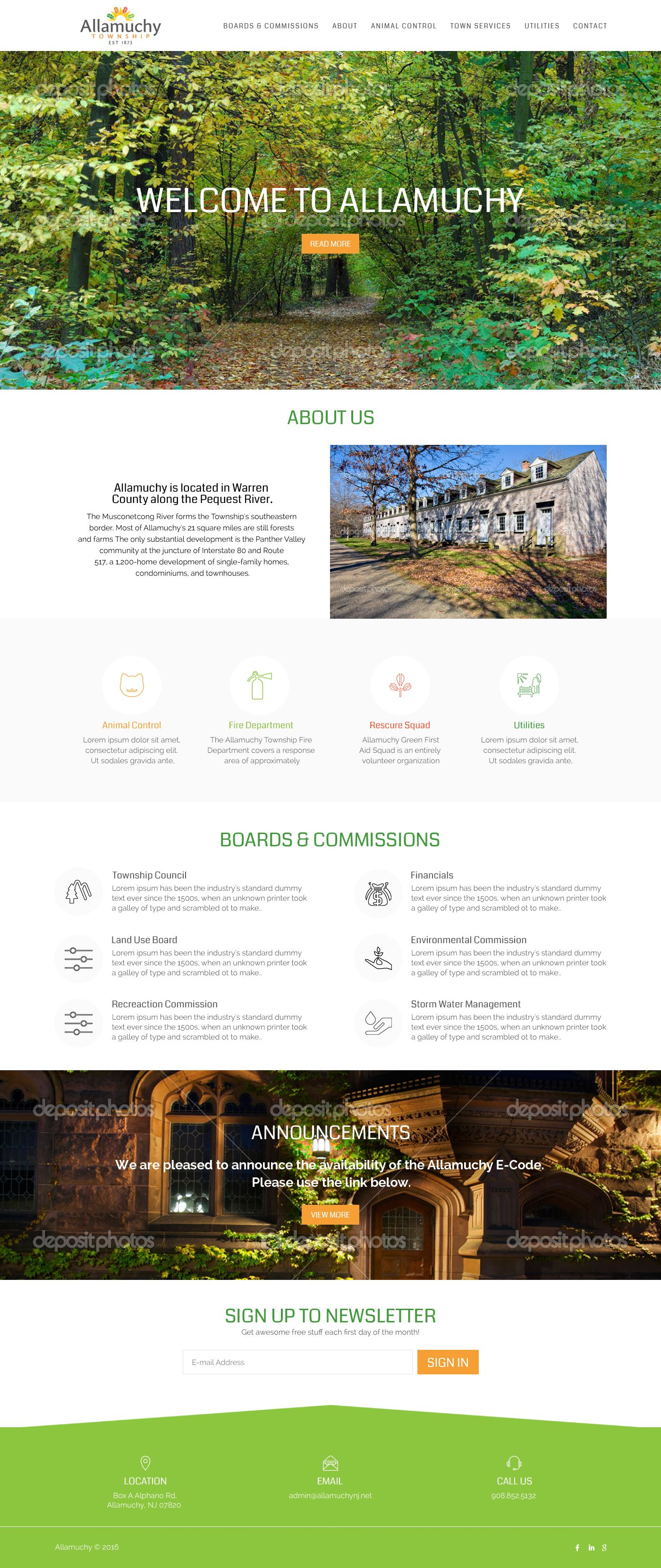 pin by itech creators on township website templates pinterest