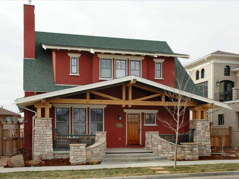Best Architecture Brown Craftsman Homes Exterior Paint Colors 400 x 300