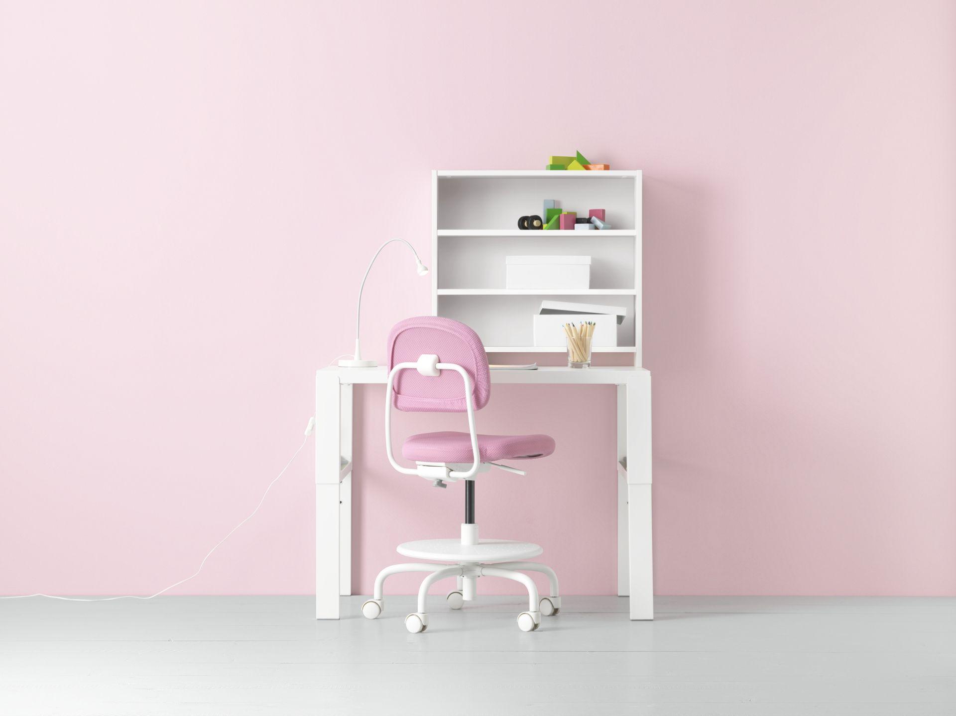 PÅhl bureau met open kastje wit ikea catalogus