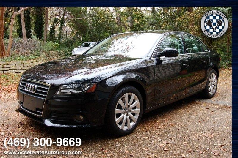$14,981 2011 Audi A4 2.0T Premium Plus, NAV, MAN TRANS! http://bit.ly/2011_Audi_A4