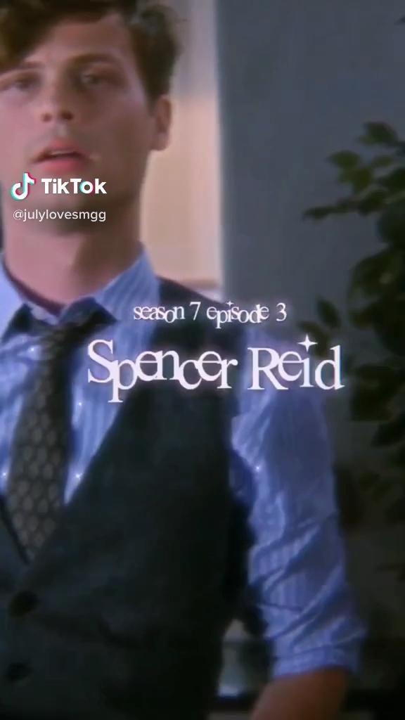 Spencer Reid Wallpaper