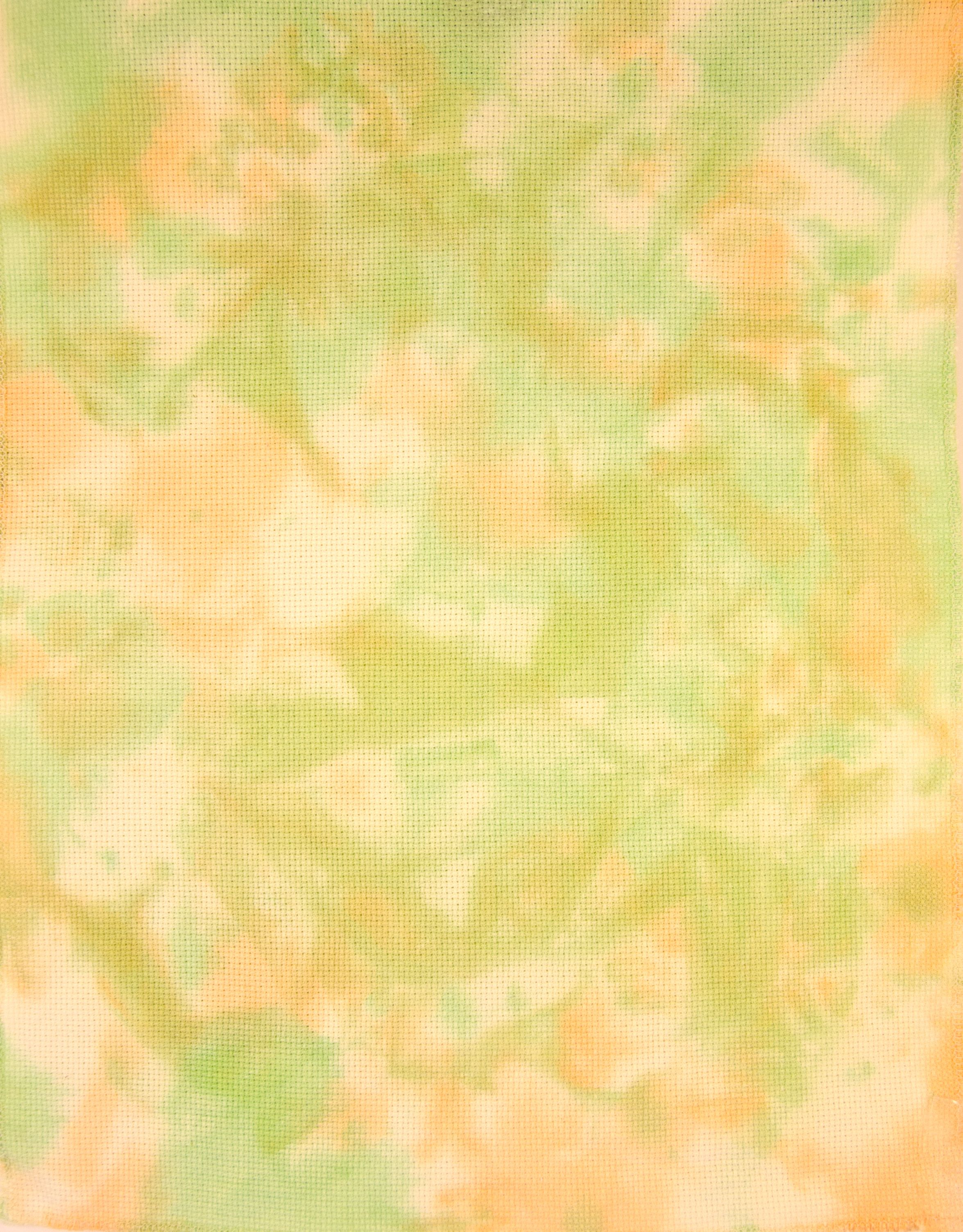 Hand-dyed Cross Stitch Fabric 16 count aida, Item #170 Shades of