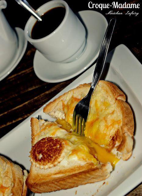 Desayuno Fin de Semana Croque-Madame