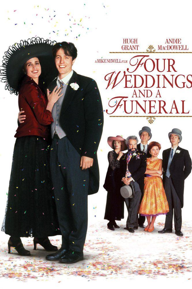 Directed By Mike Newell With Hugh Grant Andie MacDowell James Fleet Simon