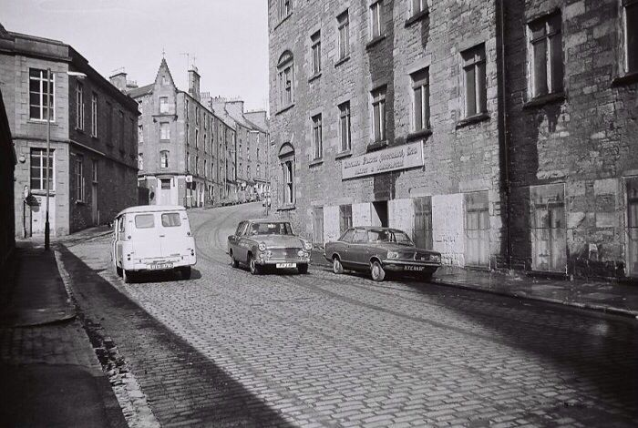 Pole Park Road and Brook Street, Dundee. | Dundee city, Dundee, Street