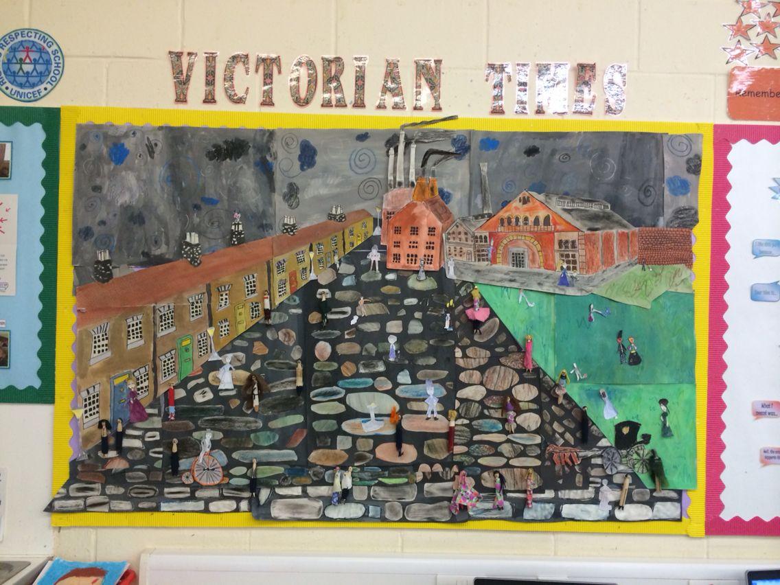 Classroom Display Ideas Victorians : Victorian street display history pinterest