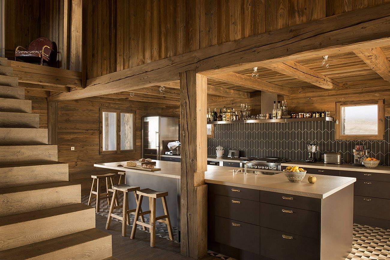 Manigod Chalet in the Heart of the French Alps