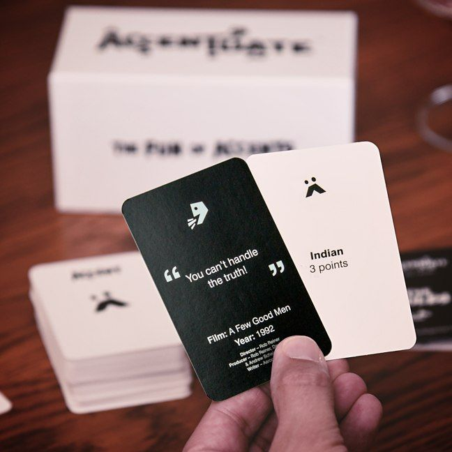 Accentuate A Beautifully Simple And Hilarious Card Game Just Take