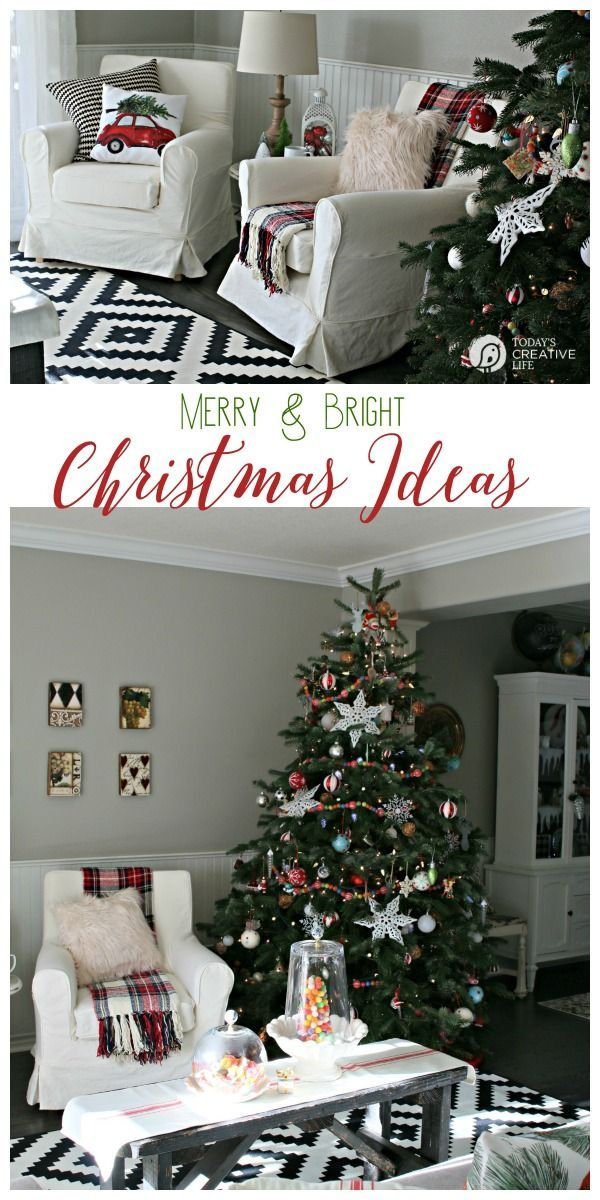Decorating for Christmas Easily Bloggers\u0027 Best DIY Ideas