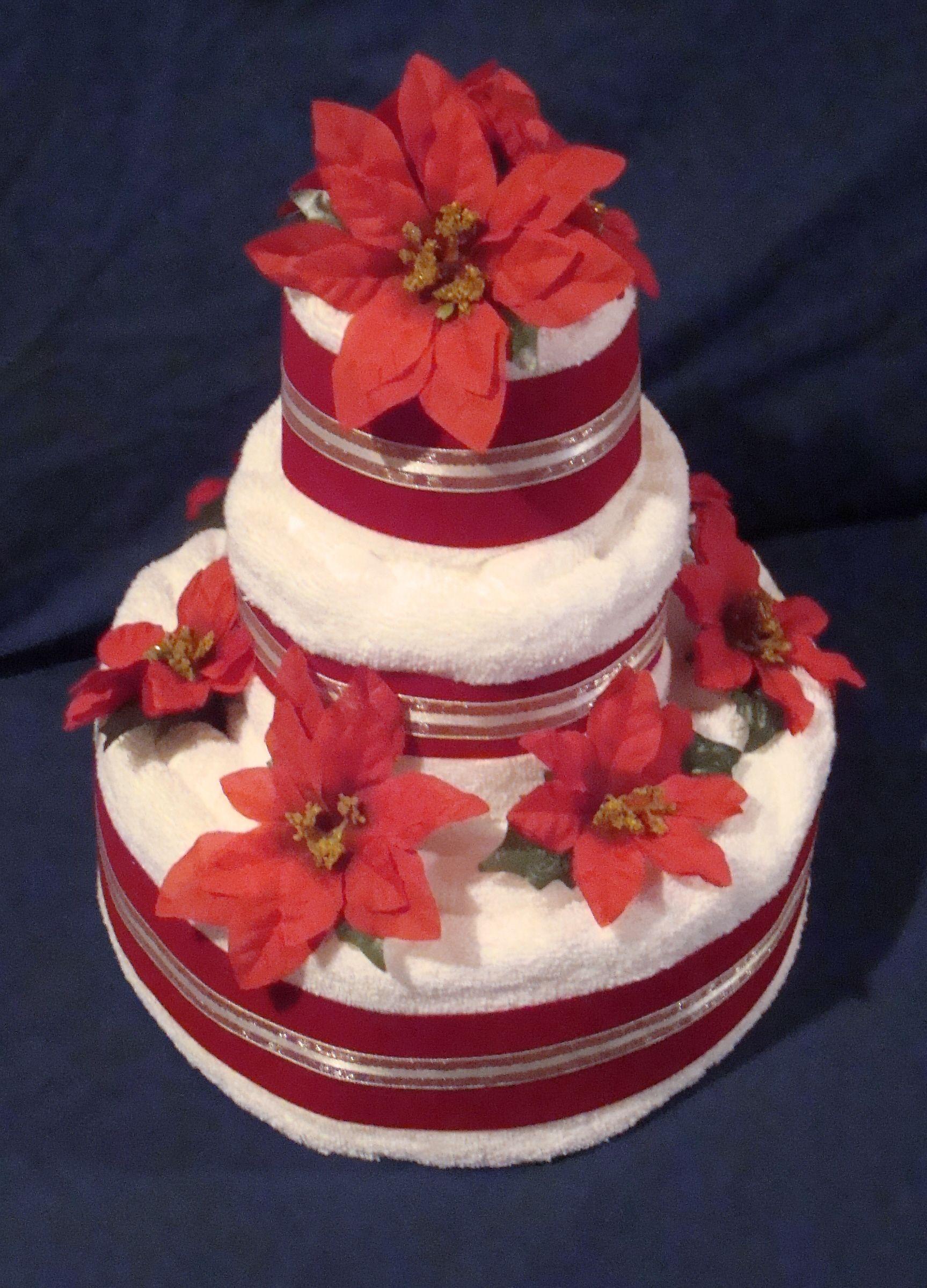 cloth cakes Google Search Christmas cake designs