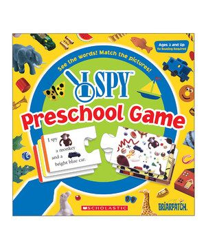 Perfect for preschoolers, this game is full of engaging pictures and challenging riddles. Promote matching, reading and social skills at the next playdate with this game packed full of photos and riddles from the popular I Spy series. Three ways to play ensure that this game will be a much-loved addition to the toy box.