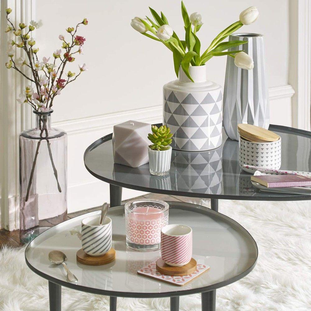 coffret 6 tasses caf en porcelaine avec soucoupes en 2018 id es cadeau pour elle. Black Bedroom Furniture Sets. Home Design Ideas