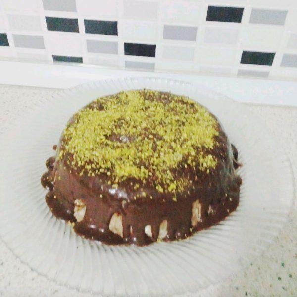 Petibörlü Halleyli Soğuk Pasta