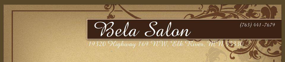 Bela Salon 19320 Highway 169 Nw Elk River Mn 55330