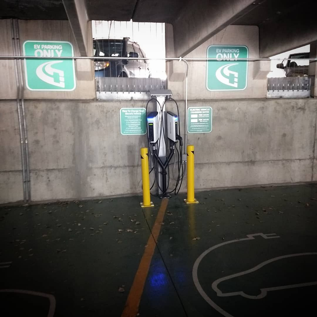 SemaConnect at Dish Network in 2020 Ev charging stations