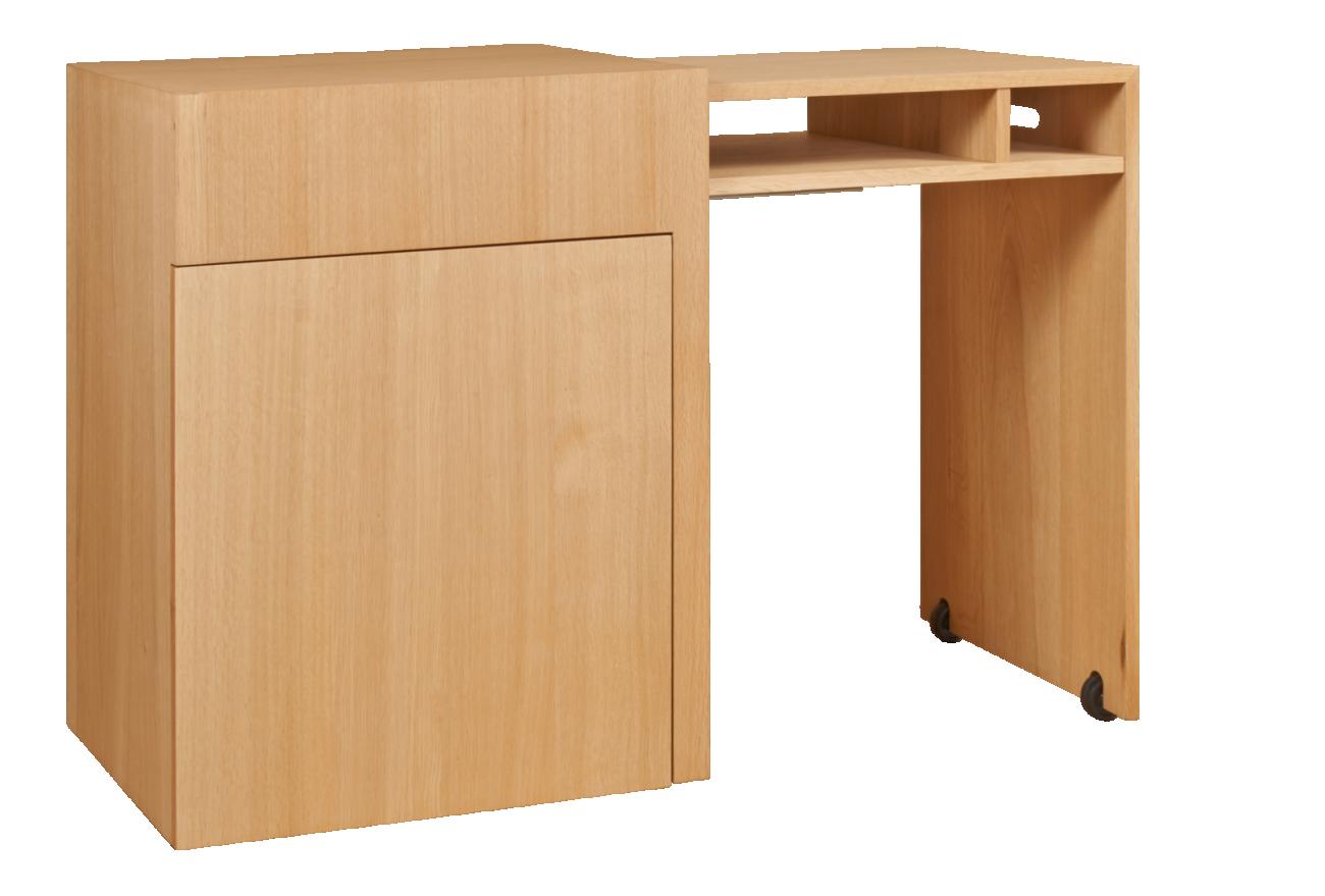 best dogo bureau rallonges en chne habitat with table console extensible habitat. Black Bedroom Furniture Sets. Home Design Ideas