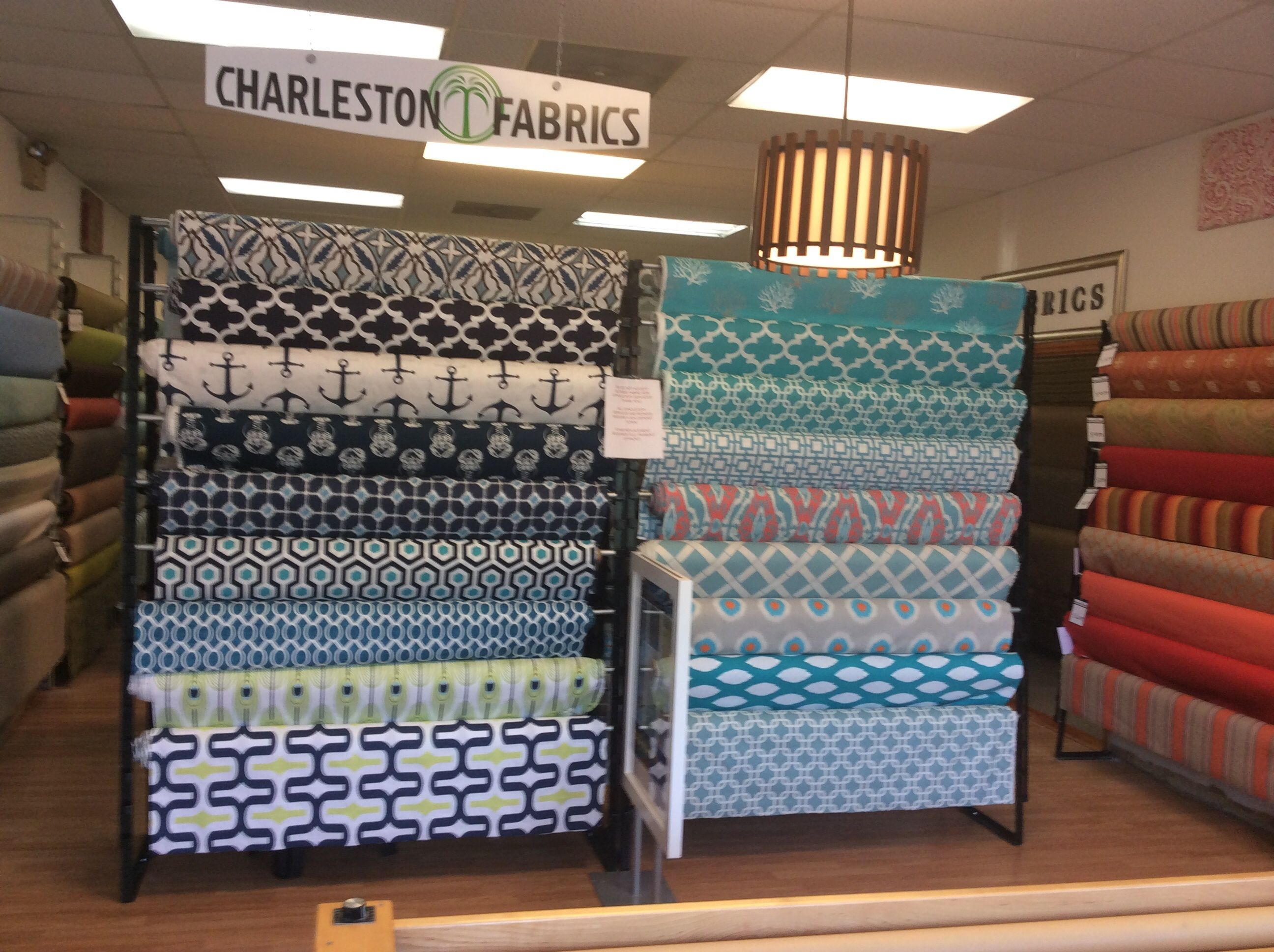 Charleston Fabrics in Mt. Pleasant, SC, The Home of the finest home ...