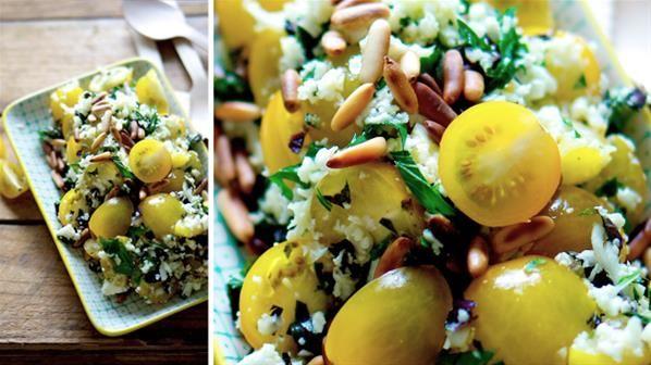 Fem gode hverdags-salater (© Ditte Ingemann)