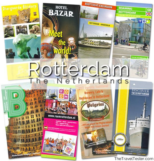 Behind The Brochure: Rotterdam