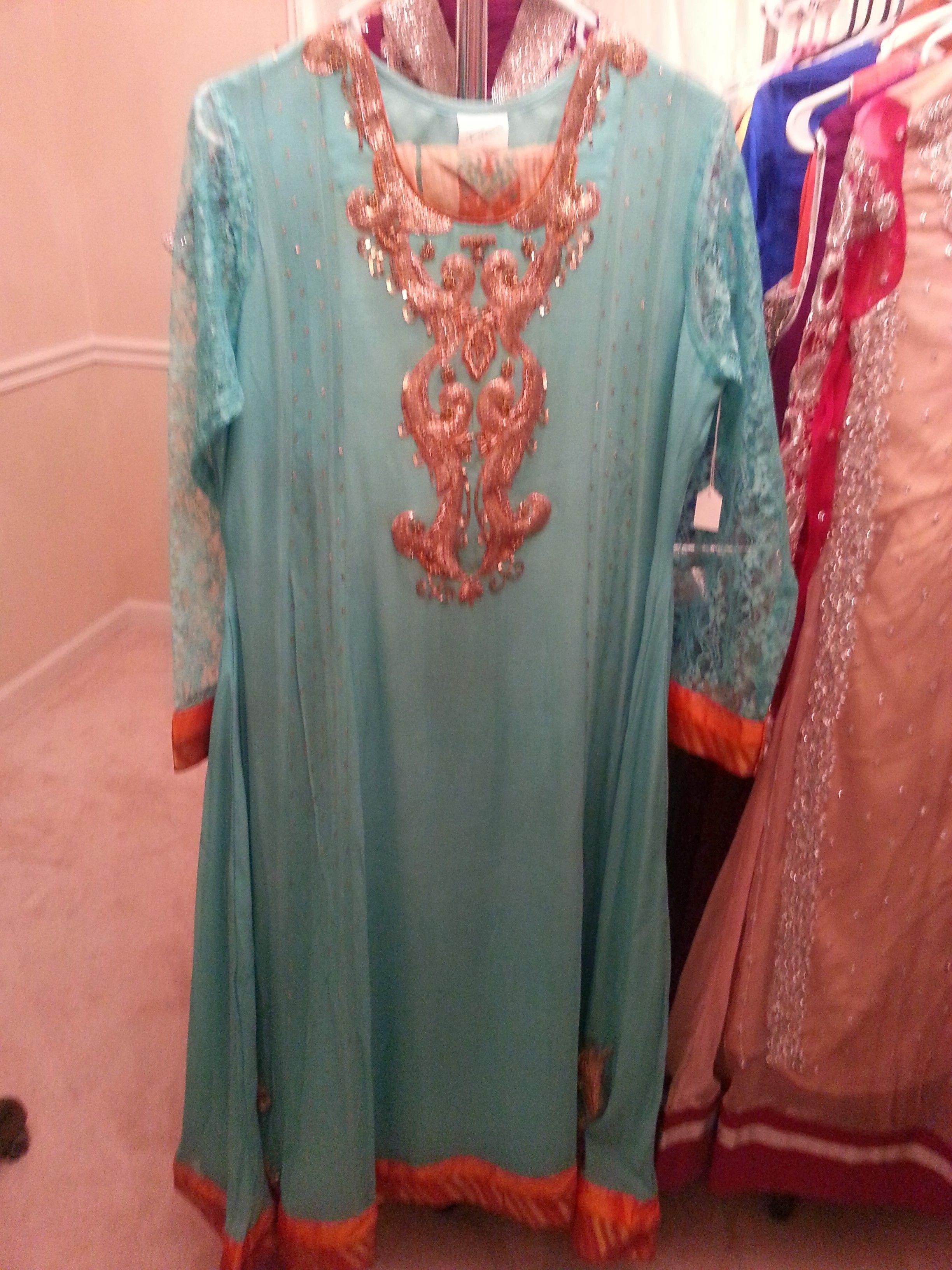 Light Bluish green- Pareesay Brand- Size 42