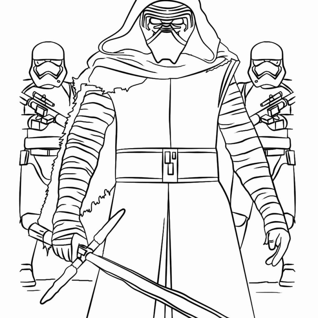 Star Wars Jedi Coloring Pages Fresh Coloring Sheets 55 Staggering Kylo Ren Coloring Page Star Wars Jedi Disney Star Wars Star Wars