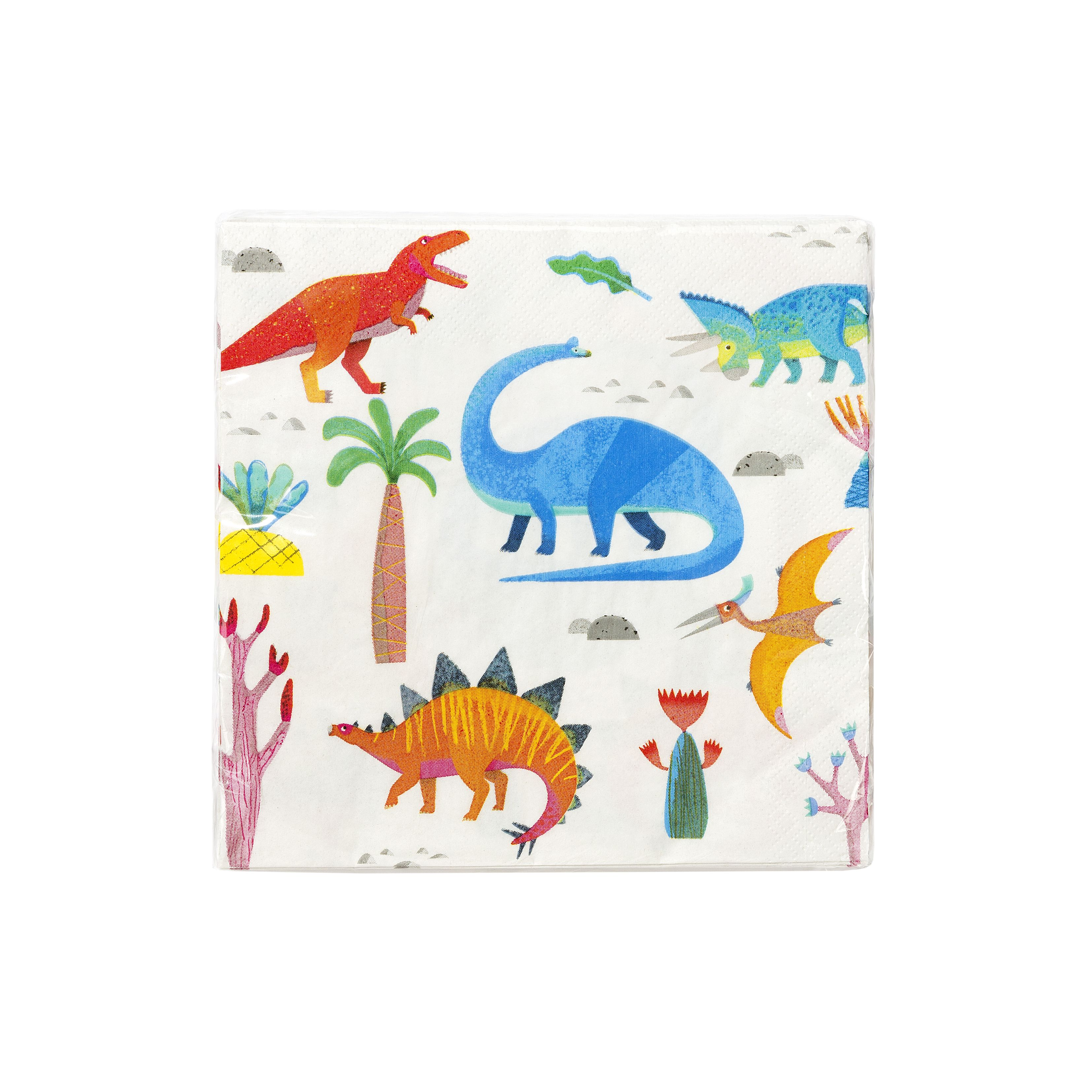 Dino Blast Dinosaur Party Basic Party Pack for 8 Plates//Cup//Napkin//Tablecovers