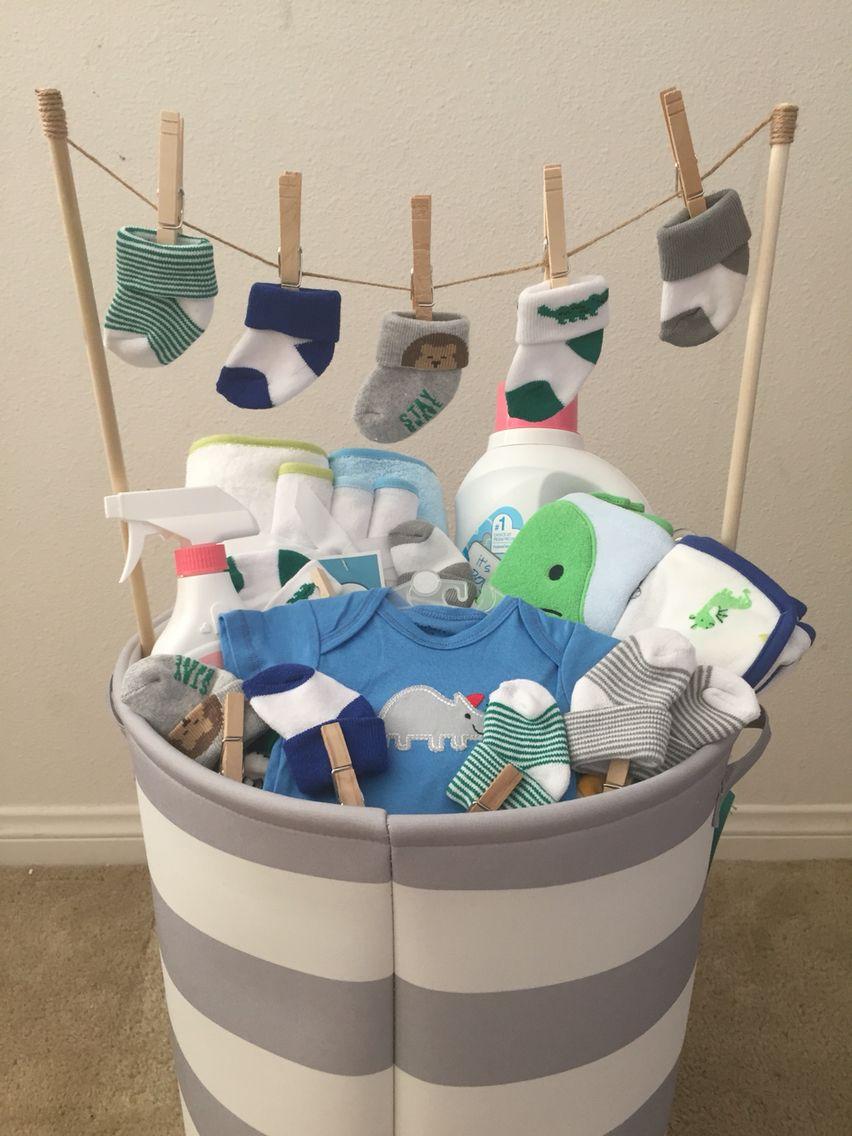 Baby Shower Gift For Boy Diy