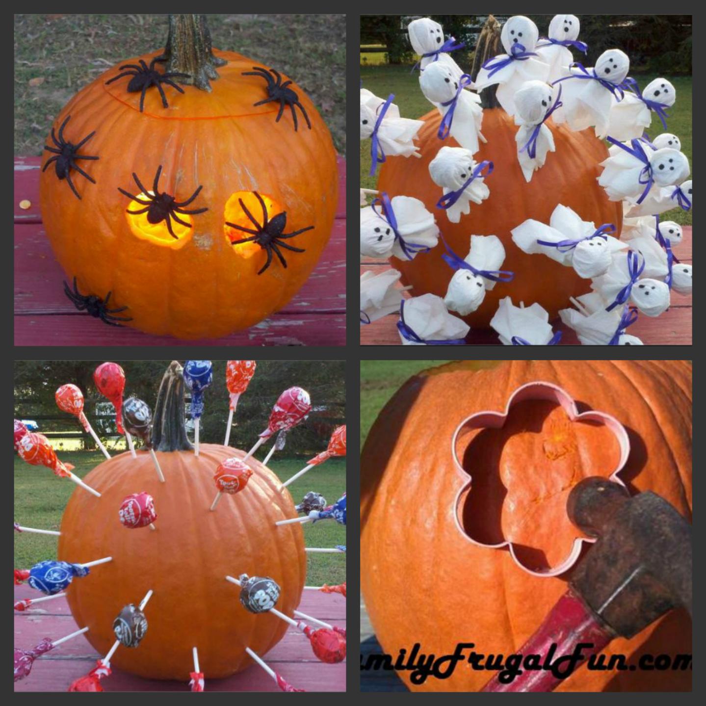 Pumpkin Decorating Contest Ideas | Jack O Lantern Ideas & Pumpkin Decorating Ideas