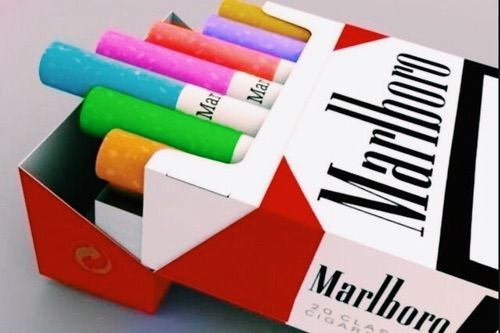 Image via We Heart It https://weheartit.com/entry/111784948/via/19739640 #beautiful #cigarrets #colors #grunge #indie #malboro #vintage