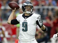 Nick Foles Returning To Eagles On Two Year Deal Nfl Week Fantasy Football Football Awards