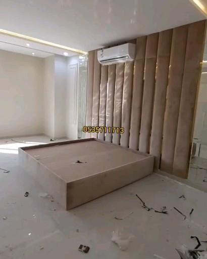 خلفية سرير ديكور خلف السرير Video Modern Apartment Decor Hall Room Design Home Room Design