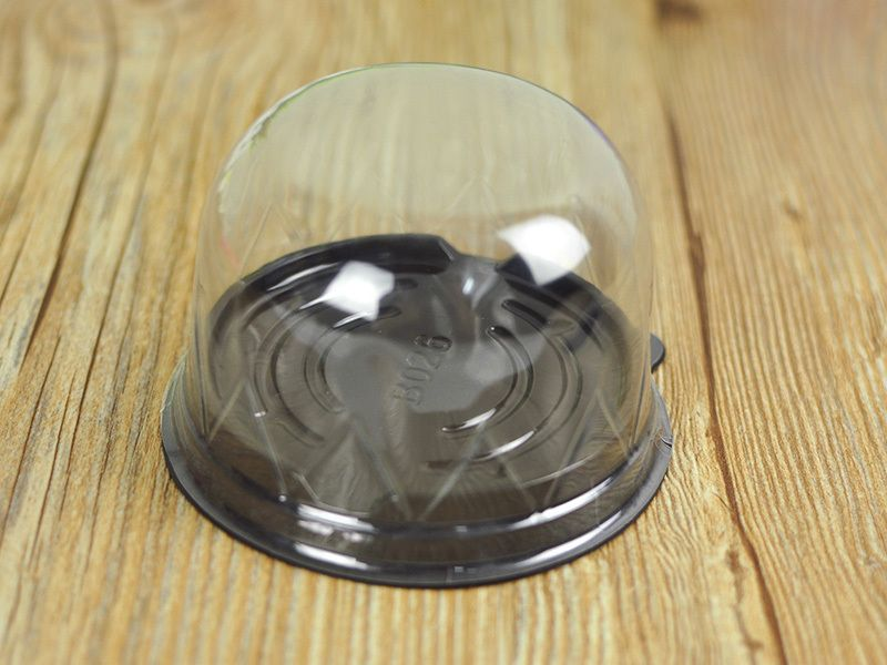 100pcs wholesale high quality clear plastic new design