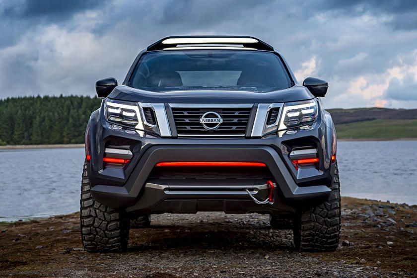 10 Things You Should Know About The New Nissan Frontier Carbuzz Nissan Navara Nissan Frontier Nissan Titan