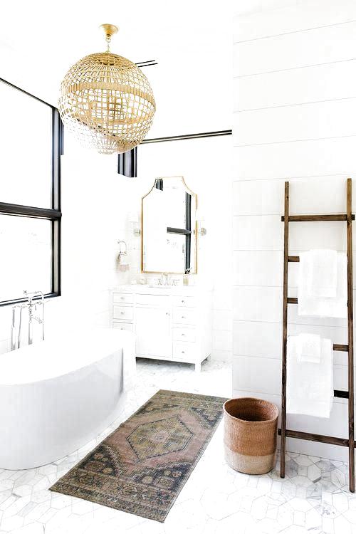Photo of #AllWhite #Bathroom #Bathroom Design #bathroom des … #guest Badideen Colo …