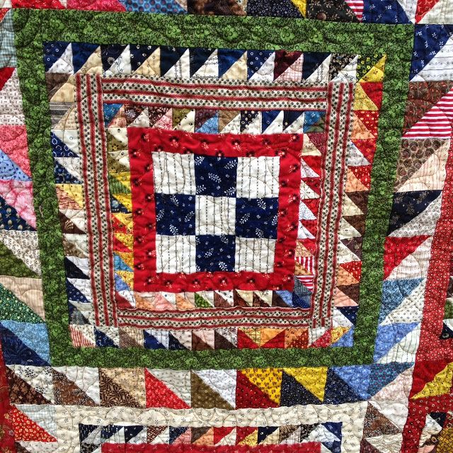 Humble Quilts: Under the Big Top- DONE!! | Samplers: scrappy ... : humble quilts - Adamdwight.com