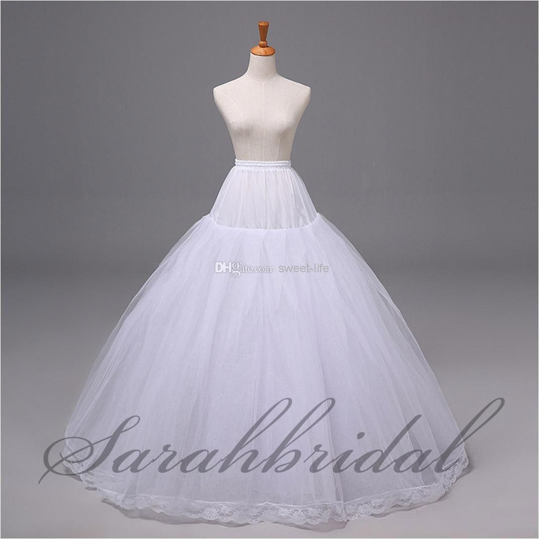 017a7408dead 2014 Cheap Petticoat 8 Layer Tulle Netting Nylon 39 Inch Length Hoopless  Bridal Gown Underskirt Crinoline Skirt Slip Online with $38.12/Piece on ...
