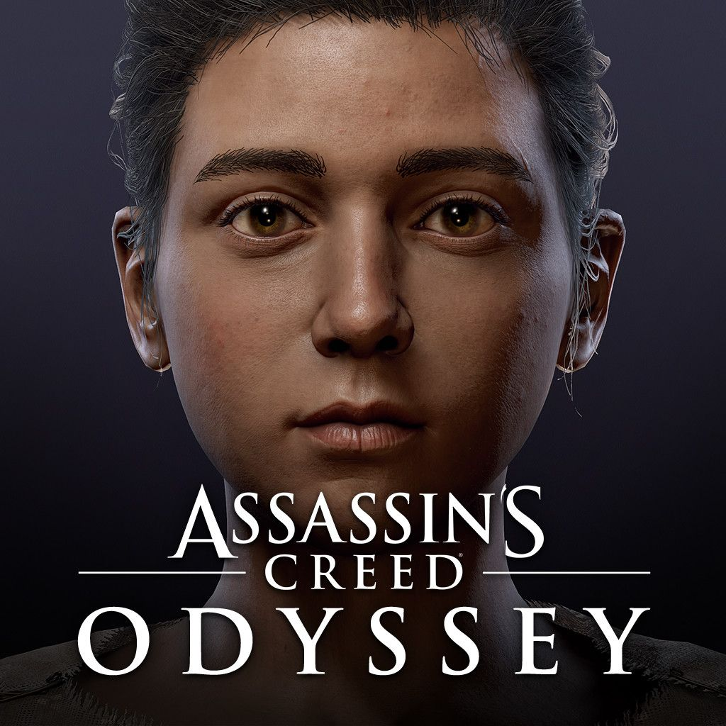 Phoibe Assassin S Creed Odyssey Stephanie Chafe On Artstation