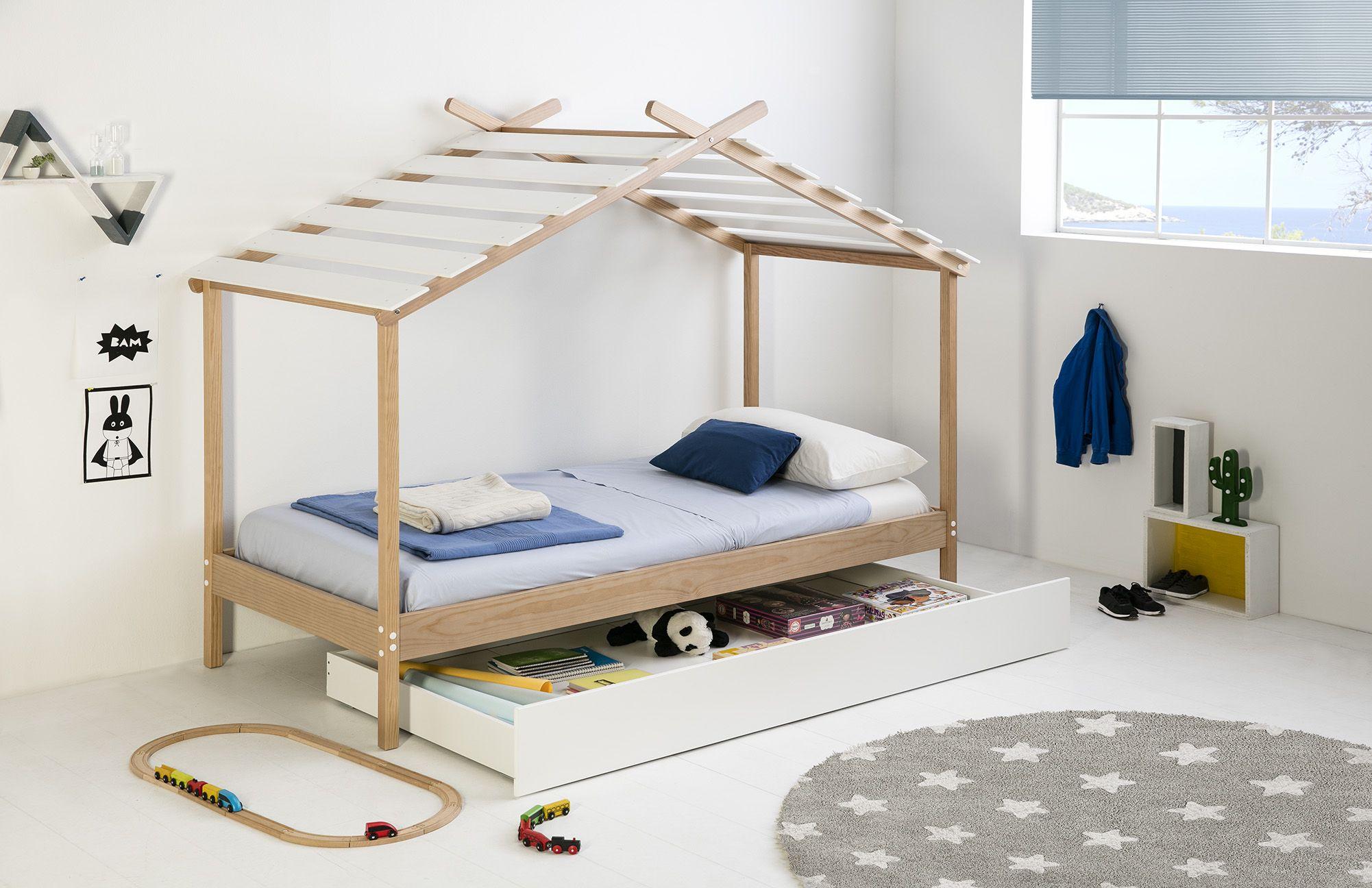 lit cabane robinson bientt disponible sur butfr chambre enfant - Lit Cabane But