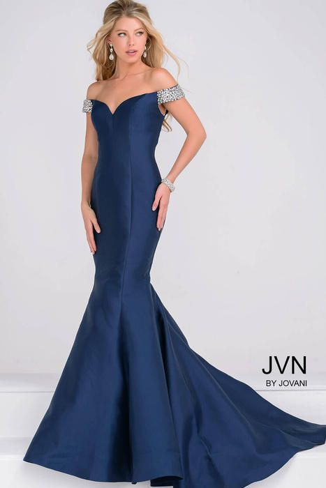 JVN Prom by Jovani JVN23455 Jovani Prom - JVN by Jovani Prom Dresses ...