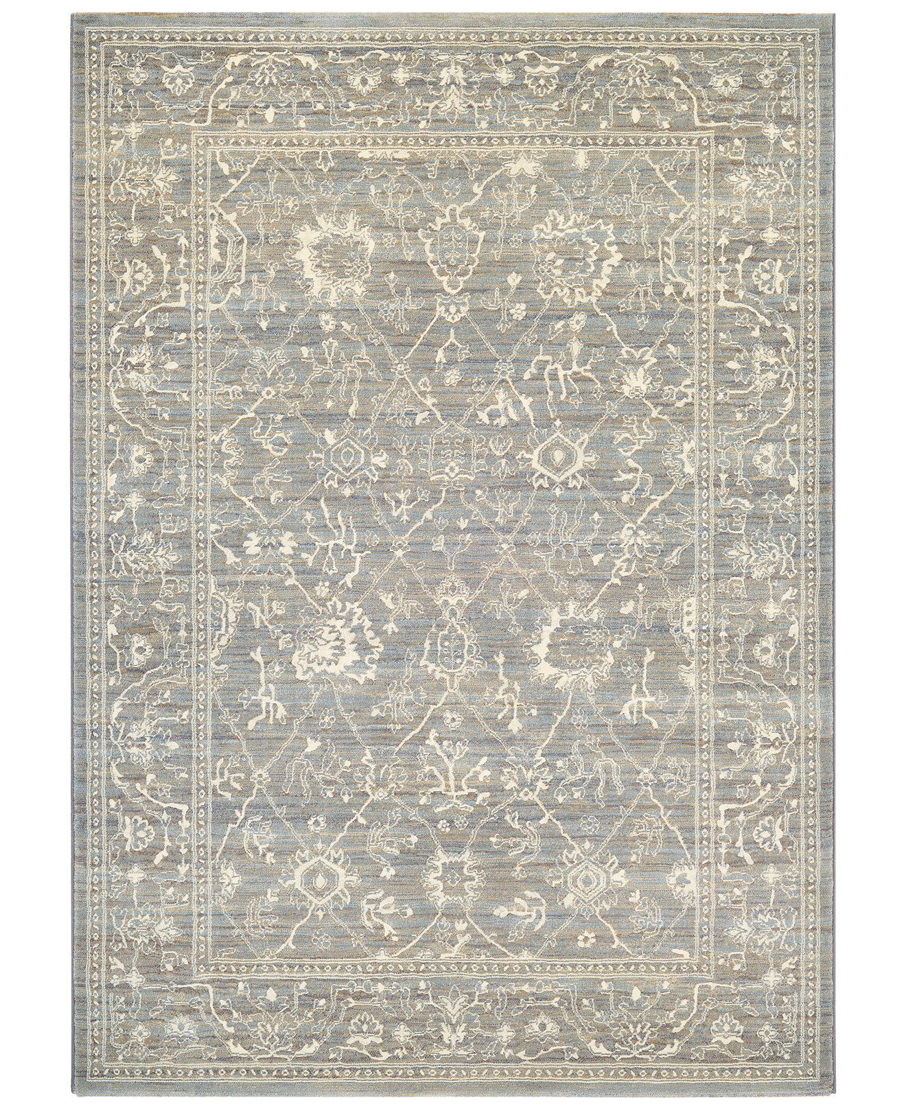 Couristan Mckinley Persian Arabesque Charcoal Ivory 7 10 Area Rugs Rugs Handmade Area Rugs