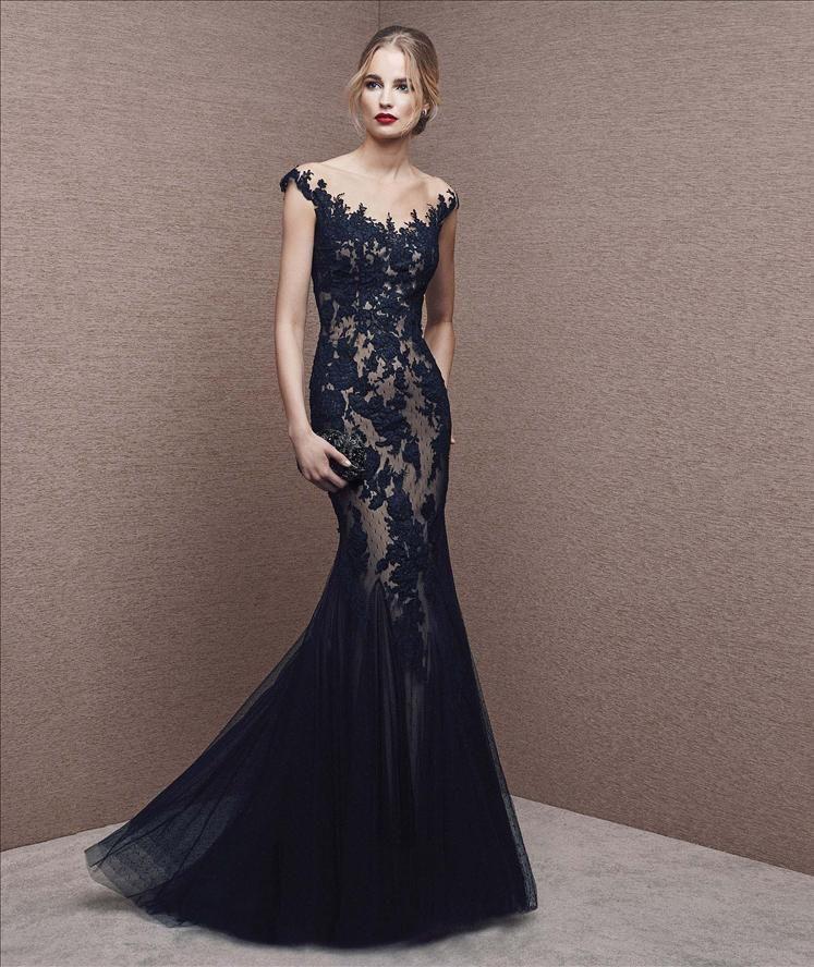 Catalogos vestidos de noche 2016