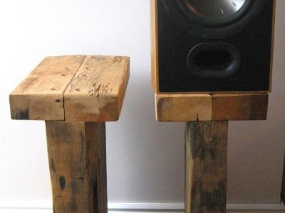 mount your speakers in style with diy speaker stands diy